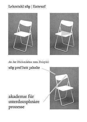 Lehrstuhl afip for Lutz jahnke